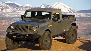 moab jeep concept greatest jeep moab easter safari concepts through the years