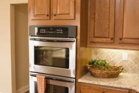 Rubberwood Kitchen Cabinets How To Make Stained Kitchen Cabinets Look Shiny Again Home