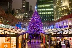 here are the dates for the best tree lighting ceremonies in nyc