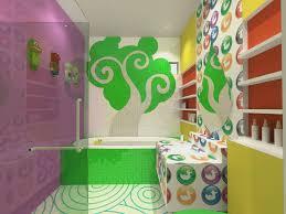 Kids Bathroom Colors Kids Bathroom Decor Realie Org