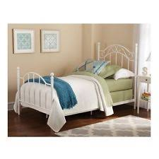 Twin Sized Bed Twin Bed Rails Ebay