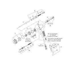 plus gravity feed spray gun devilbiss automotive refinishing
