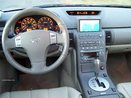2004 Infiniti G35 Coupe Interior Infiniti G35x