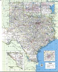 Tx Counties Map Map Of Texas With All Cities And Towns Topruil