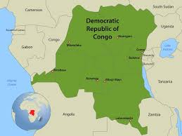 Gabon Africa Map by 18 Facts About Democratic Republic Of Congo Drc African Country