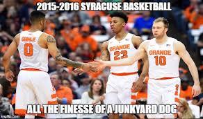Syracuse Meme - 2016 final four imgflip