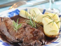 comment cuisiner du foie de boeuf foie de veau au vinaigre de framboise facile recette sur cuisine
