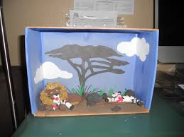 8 best zebra diorama images on pinterest projects