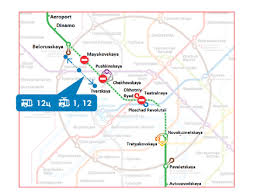 Green Line Metro Map by All Moscow News With Tag Metro U2013 We Heart Moscow