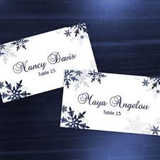 best blue wedding place cards products on wanelo