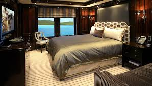 Yacht Bedroom by Invictus Superyacht Luxury Motor Yacht For Charter With Burgess