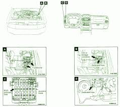 mitsubishi pajero electrical wiring diagram activtracmontero1993