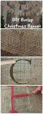 211 best diy burlap projects images on pinterest burlap projects