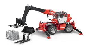 Amazon Playmobil Esszimmer Bruder 02129 Manitou Teleskopstapler Mrt 2150 Amazon De