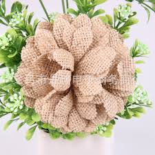 aliexpress com buy u003c10pcs lot u003e rustic wedding decoration burlap