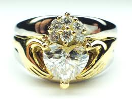 Claddagh Wedding Ring by Claddagh Engagement Rings From Mdc Diamonds Nyc