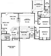 3 Bedroom 2 Bath House Plans Bedroom Apartment House Plans 3 Bedroom 1 Floor Plans Swawou