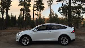 suv tesla 2017 tesla model x p100d suv drive review with photos