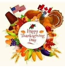 thanksgiving day labels royalty free vector image