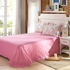amazon com cliab paisley bedding pink twin or queen for teen