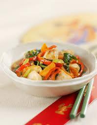 cuisine chinoise poulet poulet chinois pour 4 personnes recettes à table