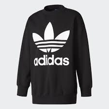 adidas sweater adidas s crewneck sweatshirt black adidas canada