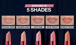 maybelline color sensational rosy matte lipstick apricot peach