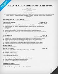 investigator cover letter private investigator cover letter