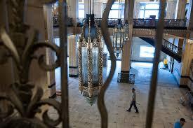 kansas power and light kansas city s iconic power light building reborn as downtown