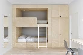 wohnideen minimalistische hochbett minimalistische kinderzimmer bilder int2architecture