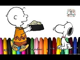 charlie brown snoopy coloring charlie brown cartoon