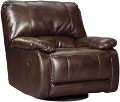 hallettsville saddle swivel glider recliner recliners and