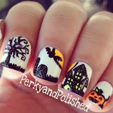 43 best halloween acrylic nail art images on pinterest halloween