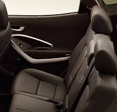 Hyundai Santa Fe Interior 2017 Hyundai Santa Fe Interior And Exterior Color Options