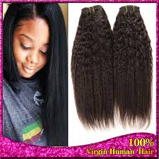 pictures if braids with yaki hair straight human hair braids