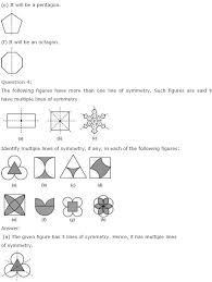 ncert solutions for class 7th maths chapter 14 u2013 symmetry