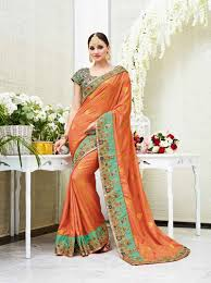 buy 2017 latest silk wedding wear sadis online uk latest saree in