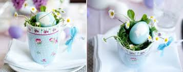 Easy Homemade Easter Table Decorations by 10 Easter Table Decorations Crafts And Diy Easter Treat Bags