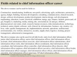 Cio Sample Resume by Top 5 Chief Information Officer Cover Letter Samples