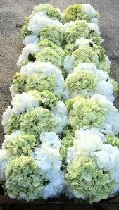 Hydrangea Centerpiece White Hydrangea Wedding Decorations Best Ideas About Pew Ends On