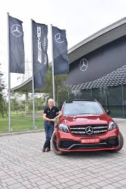 mercedes benz ceo mr roland folger md u0026 ceo mercedes benz india on the new