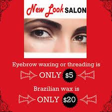 new look salon home facebook