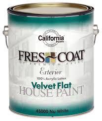 california paint