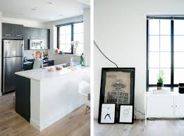 interior in kitchen a scandinavian industrial interior in nyc happy grey lucky