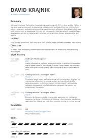 Ndt Resume Sample by Download Database Test Engineer Sample Resume