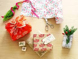unique gift wrap 8 unique gift wrap ideas sunset magazine