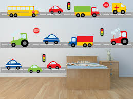 truck wall decal construction wall decal car wall decal zoom