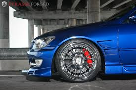 lexus is300 19 inch rims strasse forged wheels 707whp turbo lexus is300 sema featur flickr