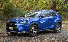 lexus suv 2017 2017 lexus nx in depth model review car and driver