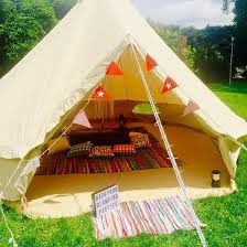 Tent In Backyard by Backyard Glamping Parties Bell Tent Parties